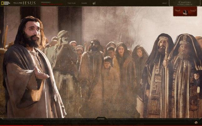 Killing Jesus - Tableau 1